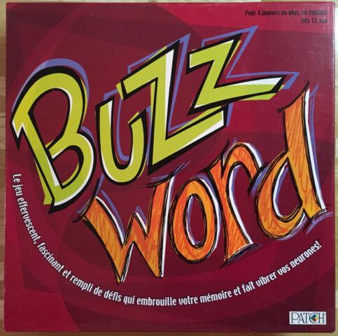 Buzz word Image