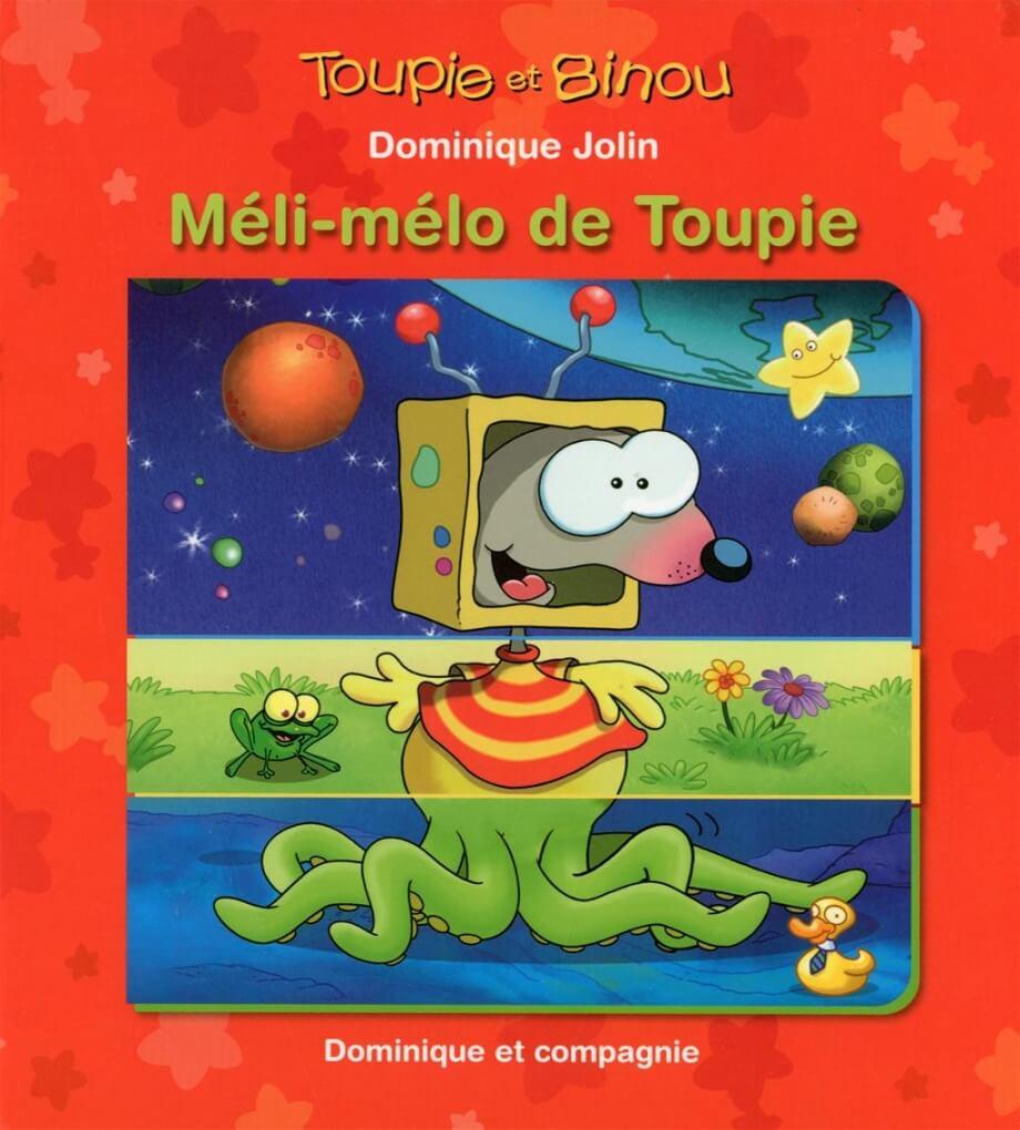 Méli-mélo de Toupie Image