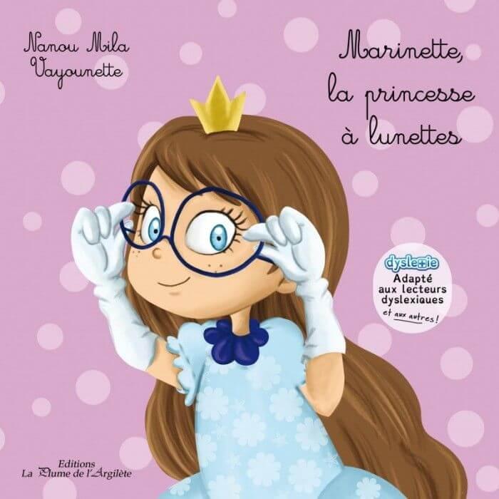 Marinette, la princesse à lunettes Image
