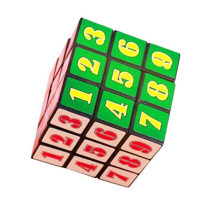 Rubik cub Image