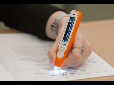 Crayon lecteur- C Pen reader Image