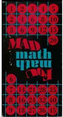 Mad math fou Image