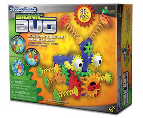Techno gears - Insecte bionique Image