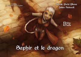 Saphir et le dragon Image