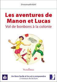 Les aventures de Manon et Lucas Image
