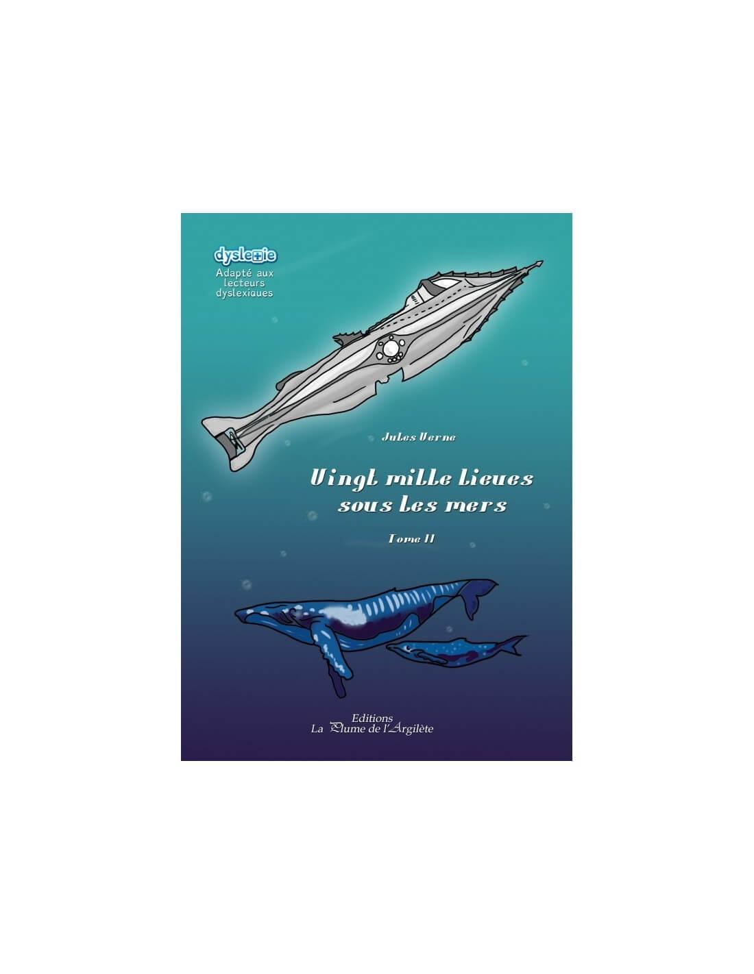 Vingt mille lieues sous les mers - Tome 2 Image